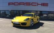 Porsche Cayman - 2014 - 1