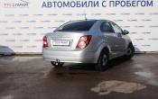 Chevrolet Aveo - 2013 - 1