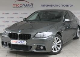 BMW 5 серия с пробегом – бензин инжектор