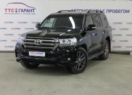 Toyota Land Cruiser с пробегом – дизель