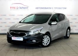 Kia Cee'd с пробегом по цене 410 600 рублей