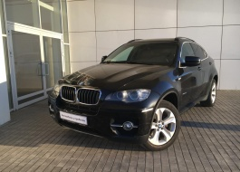 BMW X6 2013 года выпуска