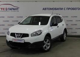 Nissan Qashqai+2 с пробегом дешевле 1000000 рублей