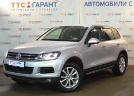 Volkswagen Touareg с пробегом