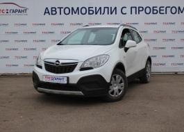 Opel Mokka с пробегом дешевле 1000000 рублей