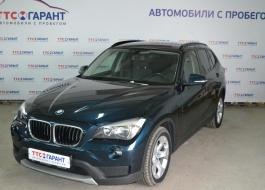 BMW X1 с пробегом в кузове внедорожник