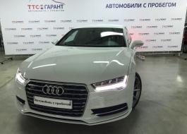 Audi A7 Sportback с пробегом – автомат
