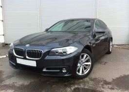 BMW 5 серия 2015 года выпуска