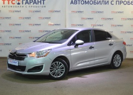 Citroen C4 с пробегом по цене 415 000 рублей