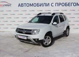 Renault Duster с пробегом в городе Уфа