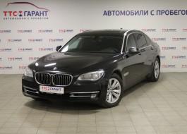 BMW 7 серия с пробегом – бензин инжектор