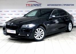 BMW 5 серия с пробегом в Trade-in от дилера – www.tts.ru