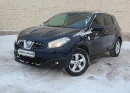 Nissan Qashqai с пробегом в городе Казань