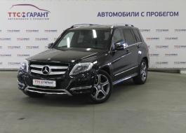 Mercedes-Benz GLK-Class с пробегом в кузове внедорожник
