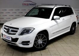 Mercedes-Benz GLK-Class с пробегом по цене 1 382 300 рублей