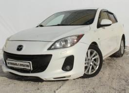 Mazda Mazda3 с пробегом в городе Казань