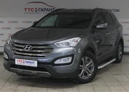 Hyundai Santa Fe с пробегом по низкой цене в салонах компании ТТС