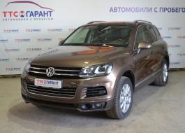 Volkswagen Touareg с пробегом по выгодной цене в салонах компании ТТС
