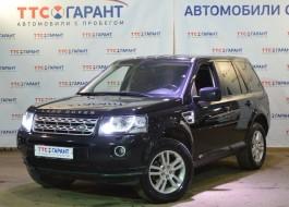 Land Rover Freelander 2014 года выпуска