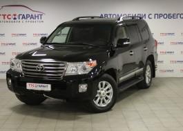 Toyota Land Cruiser с пробегом в городе Казань