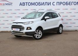 Ford EcoSport 2015 года выпуска