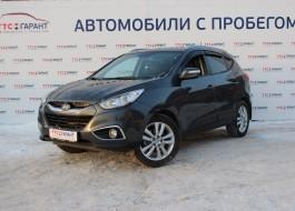 Hyundai ix35 с пробегом в Trade-in в дилерском центре – ТТС