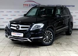 Mercedes-Benz GLK-Class с пробегом в Trade-in в салоне дилера – ТрансТехСервис