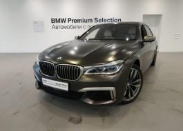 BMW 7 серия с пробегом 32783 км