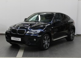 BMW X6 с пробегом в Trade-in в салоне дилера – ТТС