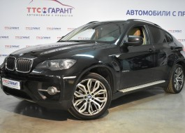 BMW X6 с пробегом в кузове внедорожник 5d