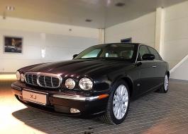 Jaguar XJ с пробегом – автомат