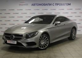 Mercedes-Benz S-Class с пробегом – автомат