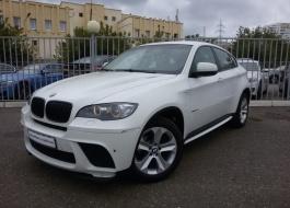 BMW X6 с пробегом