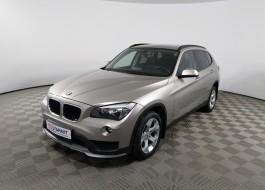 BMW X1 с пробегом – 184 л.с.