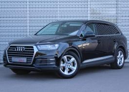 Audi Q7 с пробегом