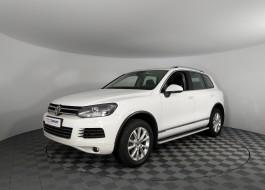 Volkswagen Touareg с пробегом – полный привод