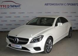 Mercedes-Benz CLS-Class с пробегом – цвет – белый