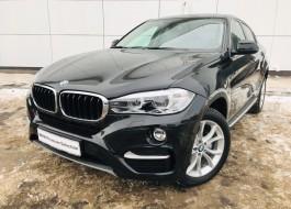 BMW X6 с пробегом – цвет – черный металлик