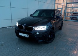 BMW X5 с пробегом – полный привод