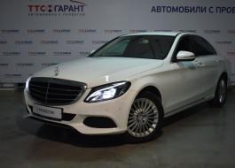 Mercedes-Benz C-Class с пробегом меньше 100000 км