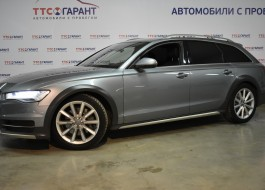Audi A6 allroad quattro с пробегом меньше 300000 км