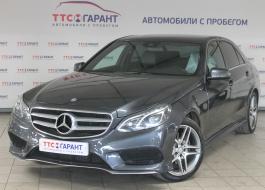 Mercedes-Benz E-Class с пробегом – задний привод