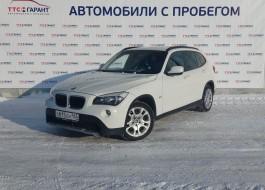 BMW X1 с пробегом по низкой стоимости в салонах компании ТТС