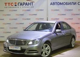 Mercedes-Benz C-Class с пробегом по цене 790 000 рублей