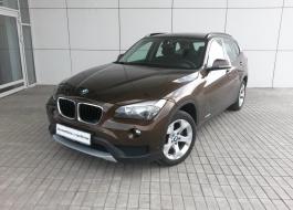 BMW X1 с пробегом