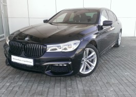 BMW 7 серия с пробегом в кузове седан