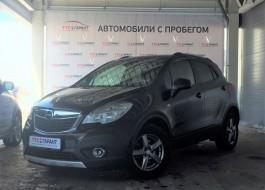 Opel Mokka с пробегом – 140 л.с.