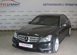 Mercedes-Benz C-Class с пробегом