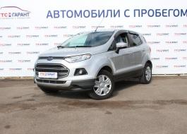 Ford EcoSport с пробегом в городе Уфа