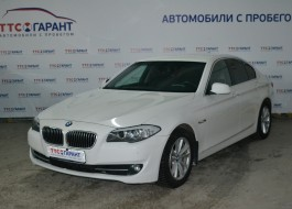 BMW 5 серия с пробегом